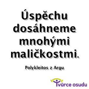 TO-FB-citat-Polykleitos-uspechu-dosahnete
