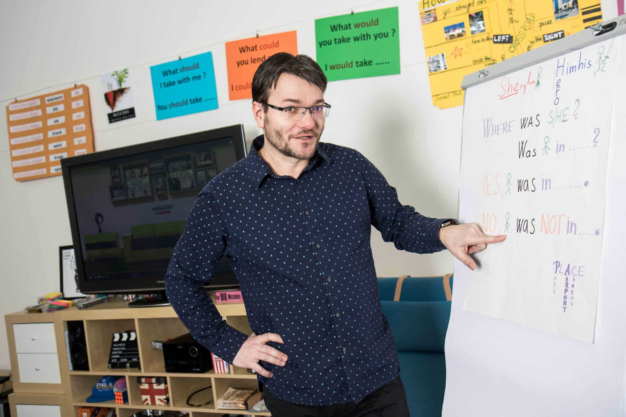 Libor Činka autor kurzů angličtina s hypnózou a virtuální realitou
