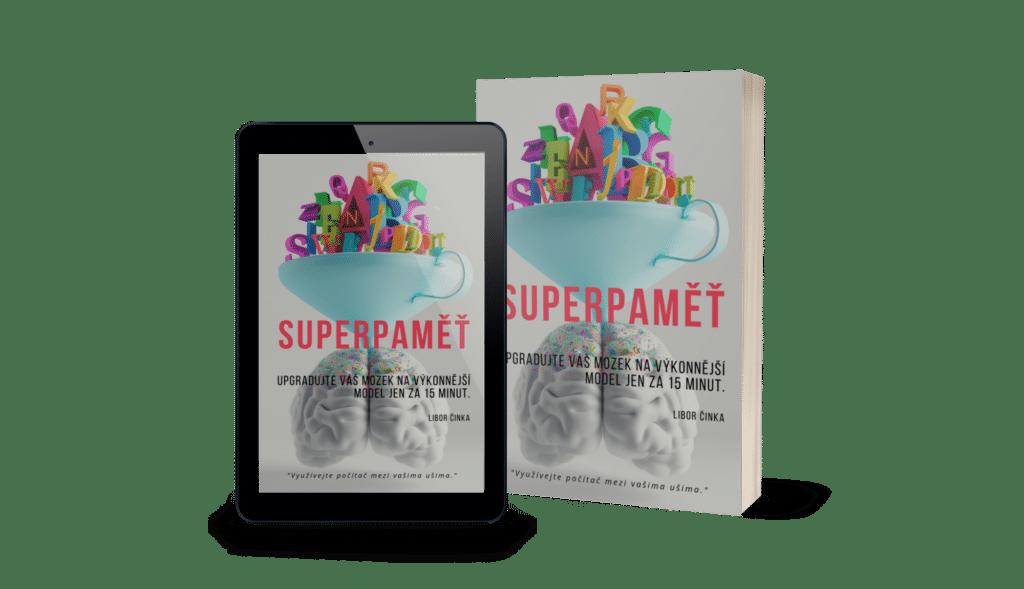 e-book Superpaměť