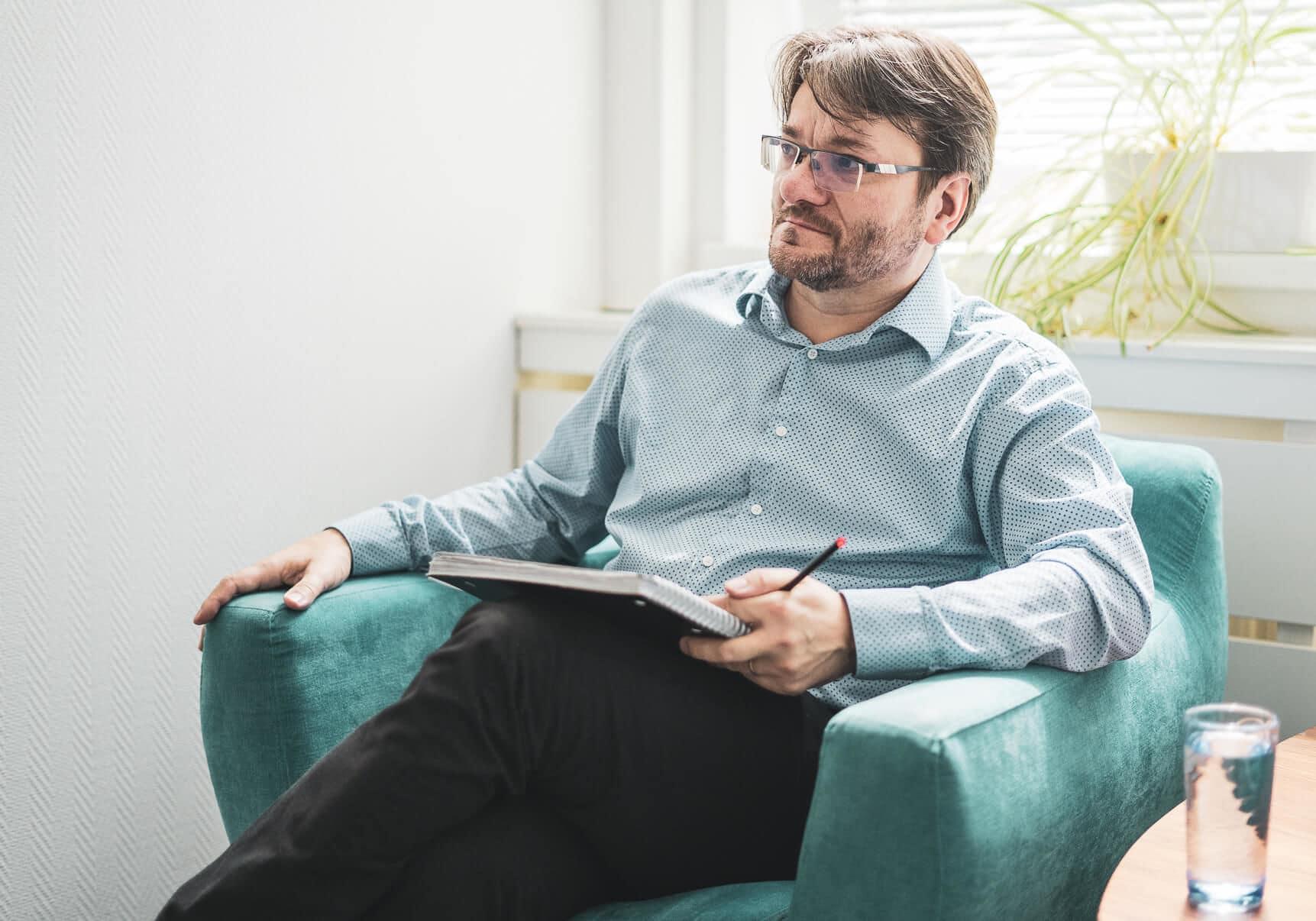 Libor Činka - hypnoterapeut