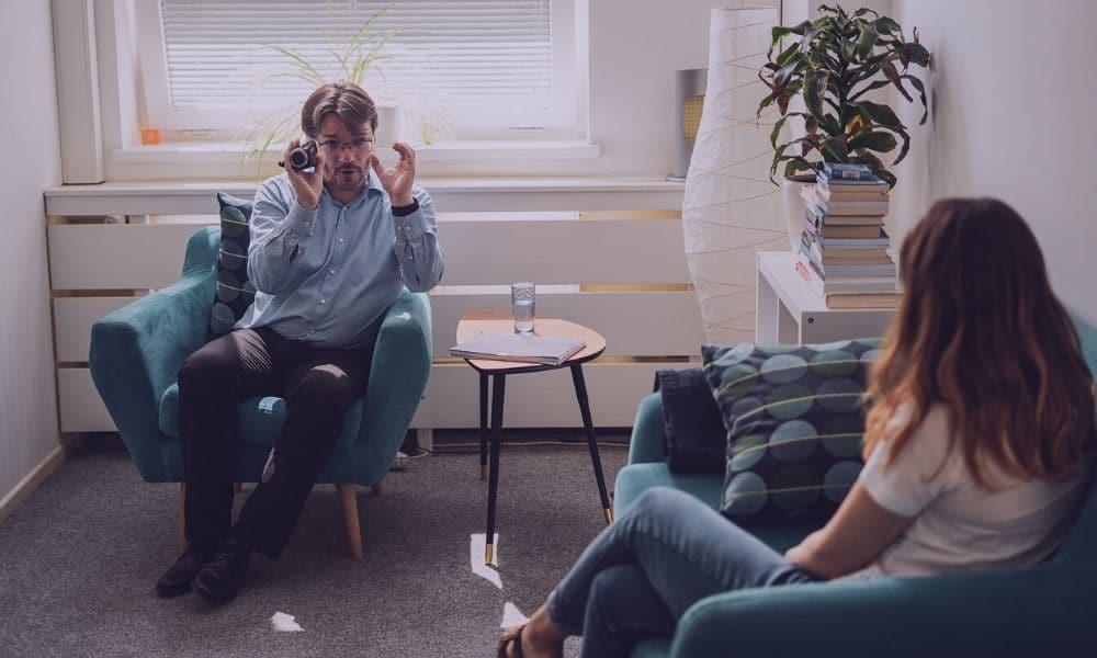 Libor Činka rozhovor s klientem
