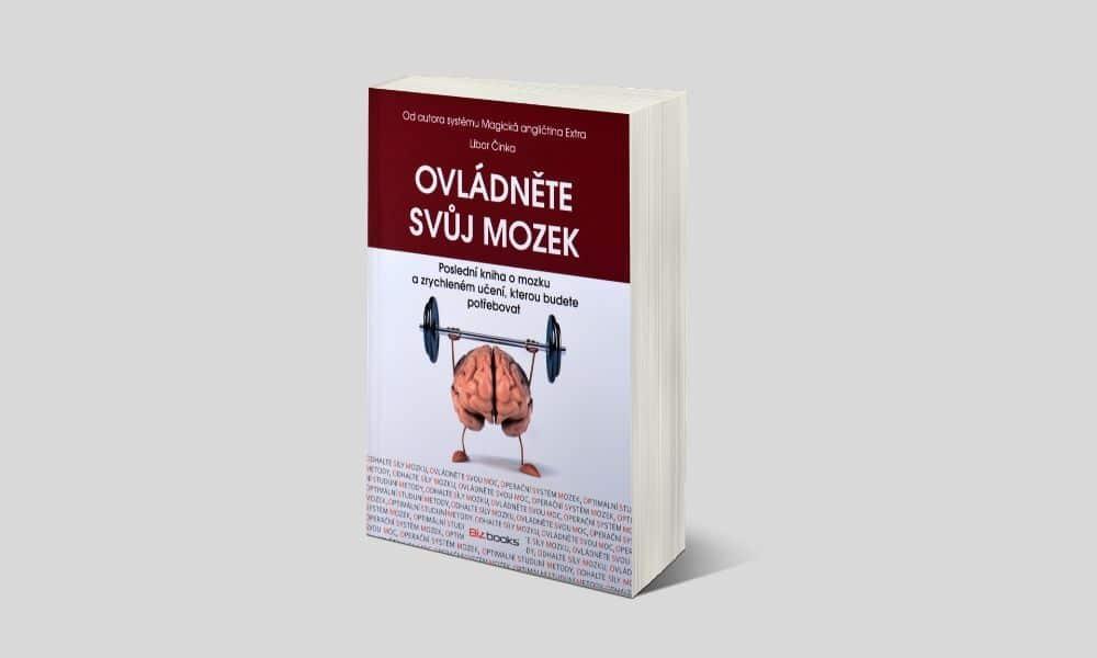 kniha Ovládněte svůj mozek - Libor Činka